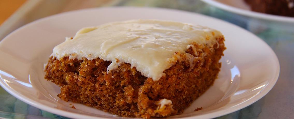 עוגת הגזר המפורסמת של סבתא נורית