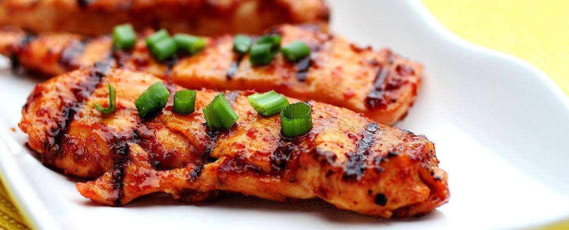 חזה עוף ברוטב סיני מתוק ומשגע