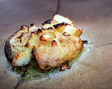 תפוחי אדמה דרוסים כמו של אייל שני