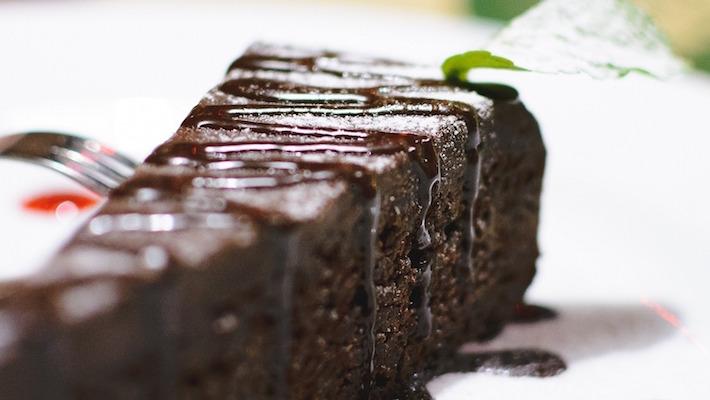 עוגת שוקולד נוטלה משני מרכיבים בלבד