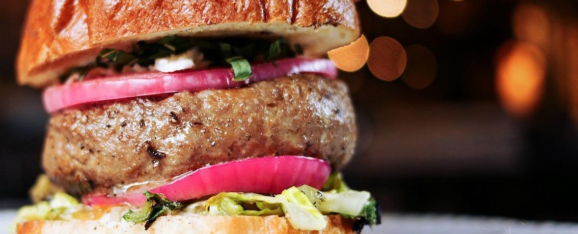 המבורגר אנטריקוט פשוט מושלם
