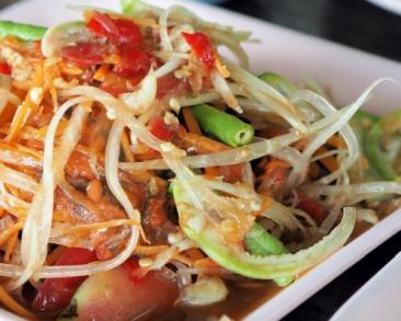 סלט תאילנדי מרענן