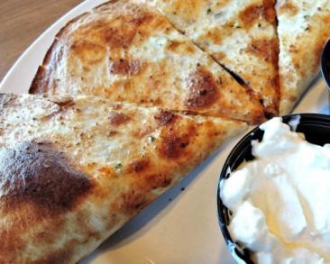 קסדייה - הטוסט גבינה צהובה של המקסיקנים