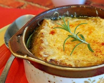 מרק בצל צרפתי כמו שצריך