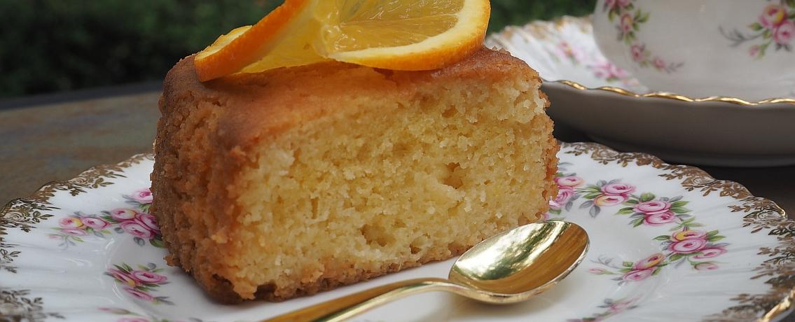 עוגת תפוזים בחושה בקלי קלות