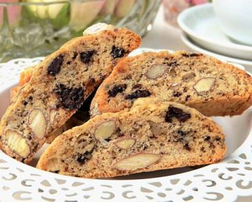 עוגיות ביסקוטי קלאסיות ממש כמו באיטליה