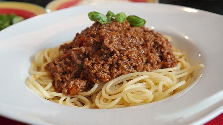 ספגטי בולונז קל מאוד להכנה וסופר טעים