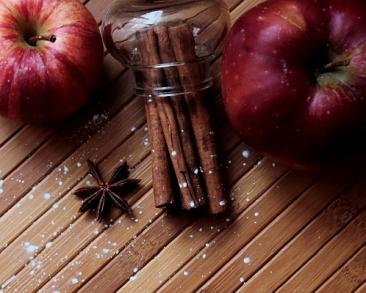 פנקייק תפוחים וקינמון