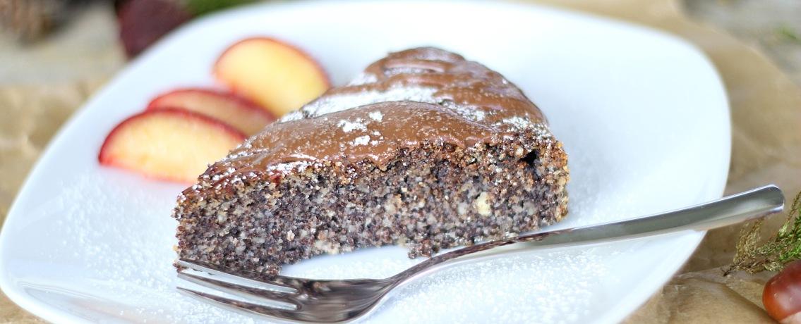 עוגת פרג קלילה ונהדרת
