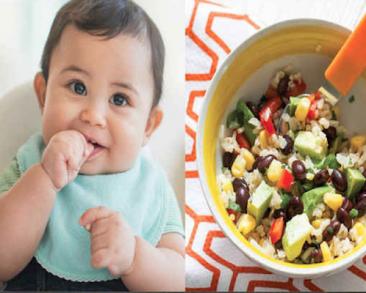 ספרי בישול לילדים ותינוקות